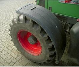 Blatníky pro traktory