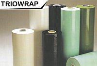 barvy strečových fólií Triowrap