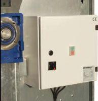 Kombinovaná čistička obilí KDC 4000 firmy Kongskilde