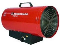 Plynový tepelný zdroj KGA