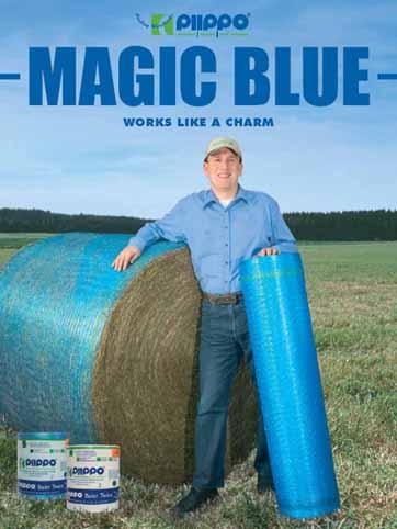 senážní síť Magic Blue - prospekt