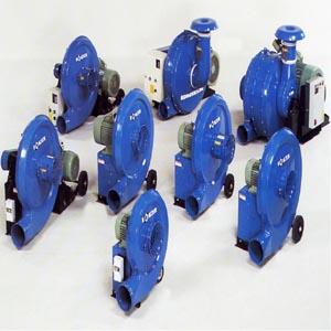 Tlačné pneumatické dopravníky obilí TRL firmy Kongskilde
