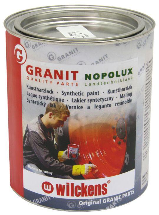 Traktorové barvy a laky NOPOLUX, laky na zemědělské a stavební stroje